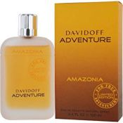 Описание аромата Davidoff Adventure Amazonia Limited Edition