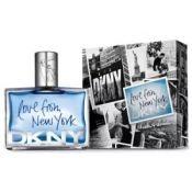 Описание аромата DKNY Love from New York for Men